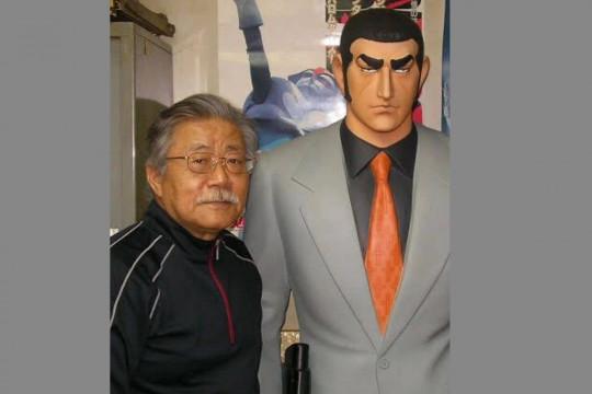 """Komikus Takao Saito pencipta """"Golgo 13"""" tutup usia"""