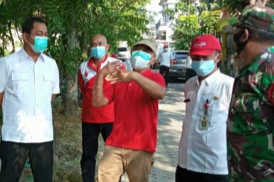 Sebanyak 101,65 persen warga Kota Semarang sudah divaksinasi