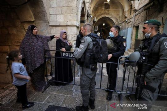 Pasukan Israel tewaskan dua warga Palestina, termasuk perempuan