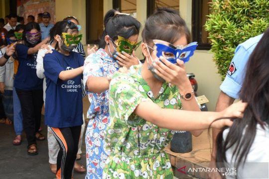 Kriminal Jakarta, peredaran ganja hingga prostitusi anak