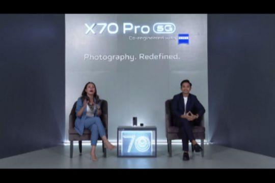 Vivo X70 Pro berkamera ZEISS Optics akan rilis pada 7 Oktober