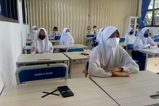 40 SMP di Kota Tangerang gelar PTM secara terbatas
