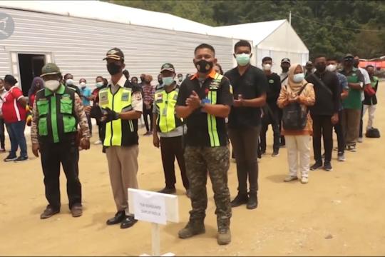 Satgas COVID-19 siapkan 50 petugas edukasi prokes PON