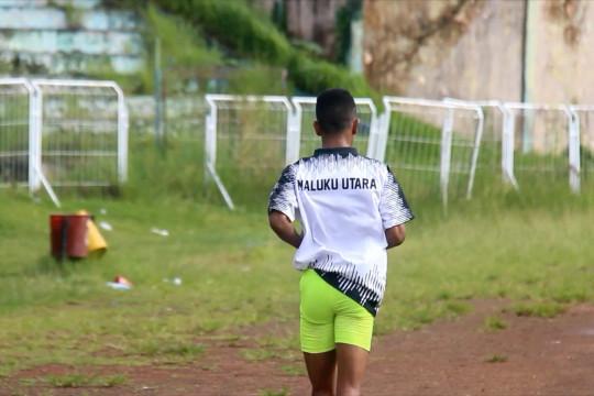 Atlet lari Malut targetkan raih medali di PON XX Papua