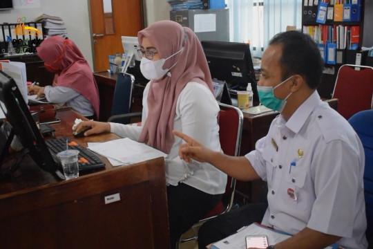 2.062 peserta ikuti seleksi CASN Kota Padang