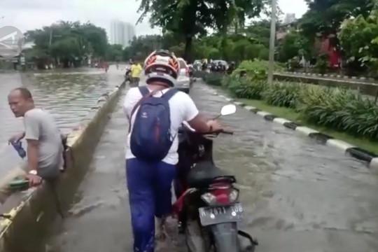 BPBD Jakarta berharap latihan TFG dilakukan guna antisipasi banjir