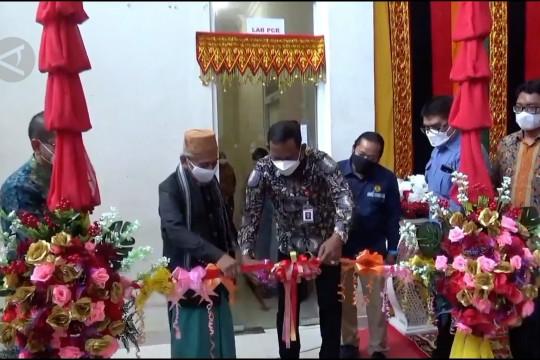 Pemerintah Aceh Timur terima bantuan alat tes PCR
