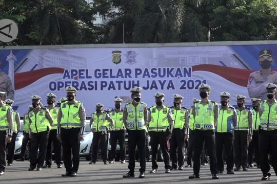 Polda Metro Jaya gelar Operasi Patuh Jaya 2021 selama 14 hari