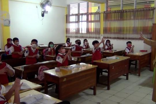 Sekolah di Kendari laksanakan PTM dengan tiga klasifikasi