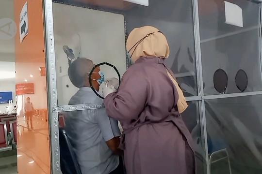 Tarif tes antigen di stasiun wilayah Daop 7 Madiun turun