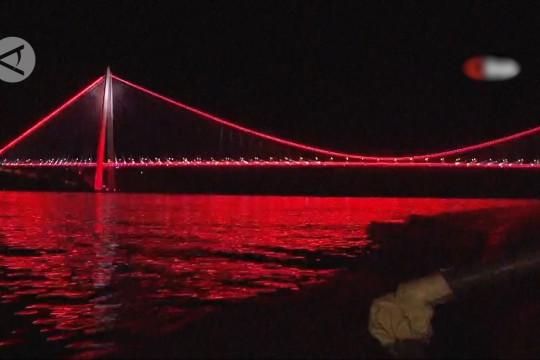 Turki mulai musim baru penangkapan ikan di laut Marmara