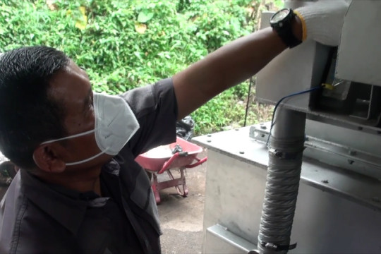 Bandung kembangkan teknologi pengolahan sampah dari Jepang