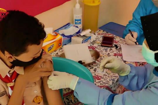 Dinkes Temanggung targetkan vaksinasi 15 ribu pelajar