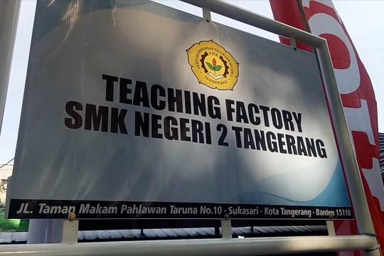 Disdikbud Banten buka pameran produk SMK dan evaluasi PTM