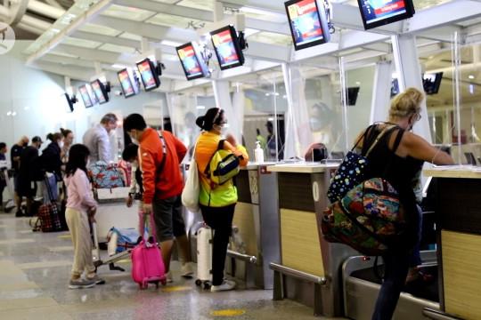 Bandara Ngurah Rai jadi tempat pemeriksaan imigrasi tertentu