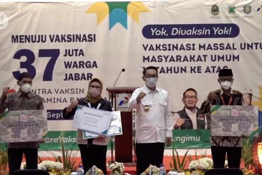 Desa-desa Indramayu dapat bantuan Rp40,1 miliar