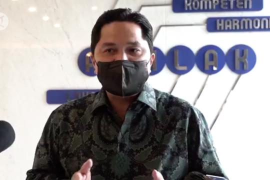 Erick Thohir akan tutup 7 BUMN