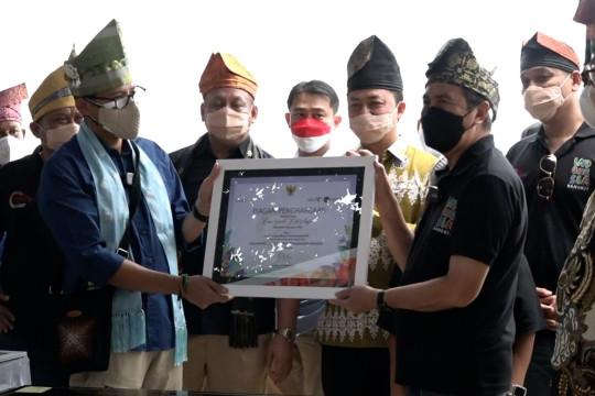 Harapan Menteri Sandi terhadap pariwisata dan ekonomi kreatif di Riau