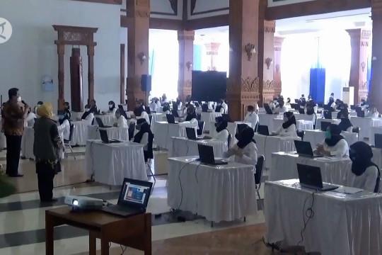 Hari pertama seleksi Calon ASN Madiun, 50 peserta gugur