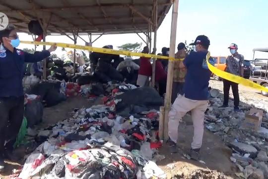 KLHK tutup 6 pembuangan sampah ilegal di Sungai Cisadane