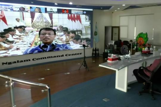 KPK ingatkan kasus korupsi di Jatim harus berhenti di angka 16