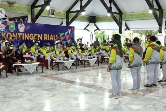 Riau target 10 besar di PON Papua
