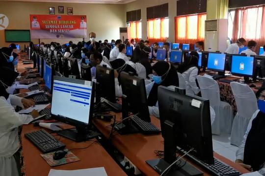Ribuan peserta calon P3K ikuti ujian SKD