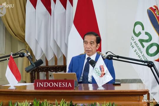 Menko Airlangga jelaskan manfaat presidensi G20 bagi Indonesia