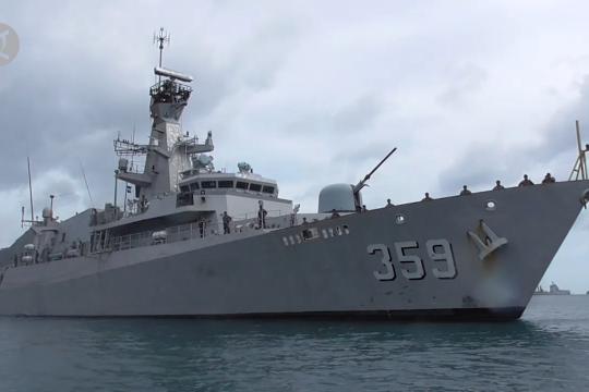 Pemkab Natuna usulkan Pulau Laut difasilitasi armada kapal induk