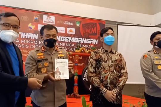 Kapolda Jateng dukung pelatihan UMKM berbasis digital