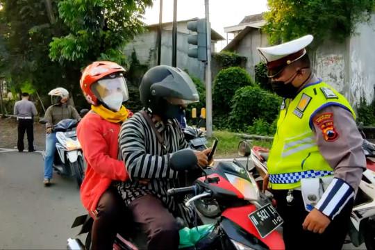 Kapolda Jateng: Tidak ada penindakan di Operasi Patuh Candi 2021
