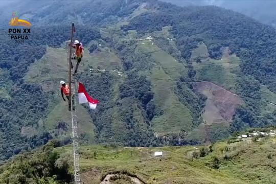 Kemkominfo siapkan jalur cadangan untuk pemberitaan PON Papua