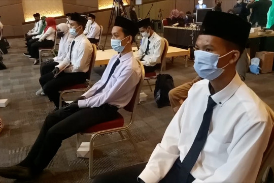 Kota Tangerang mulai perkuliahan tatap muka
