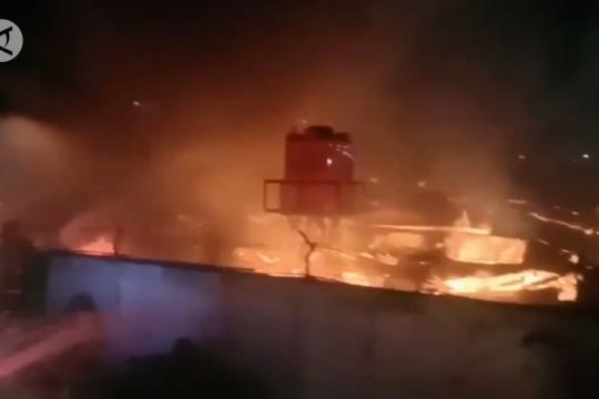 Kemenkeu sebut Lapas Tangerang yang terbakar belum diasuransikan