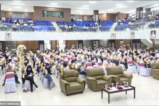 PB PON tempatkan 18.500 relawan di 4 klaster PON XX Papua