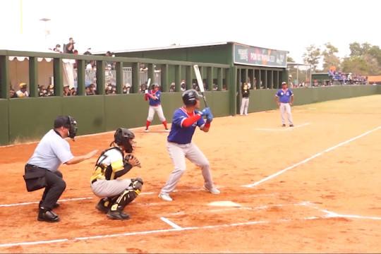 Pertandingan perdana softball buka rangkaian PON XX Papua
