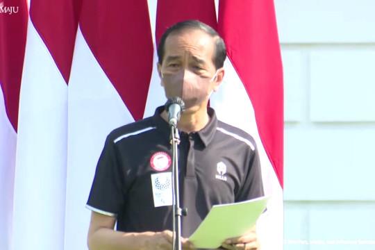Presiden ingatkan atlet bersiap untuk Paralimpiade Prancis 2024