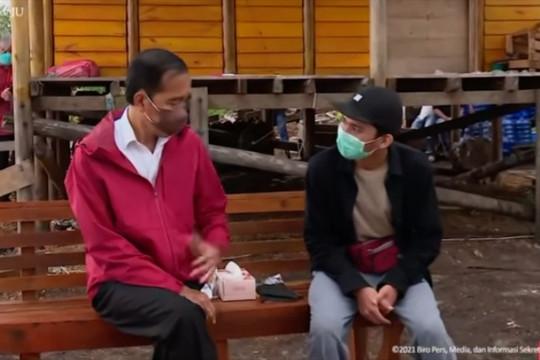 Presiden Jokowi sekolahkan penggiat mangrove di Bengkalis