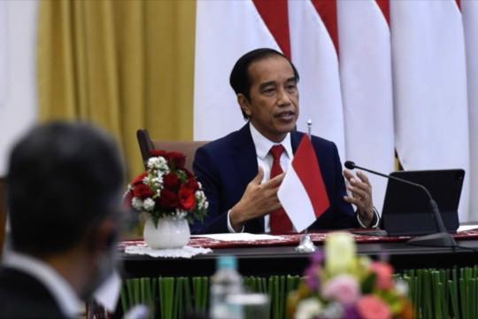 Presiden sampaikan kontribusi RI hadapi situasi darurat iklim