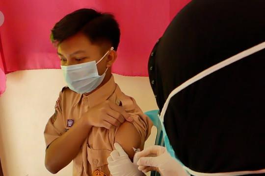 Dinkes Temanggung targetkan vaksinasi 8.000 pelajar