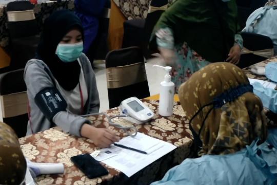 Kejar target, Jambi kebut vaksinasi di seluruh kabupaten/kota