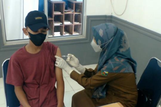 Tiga kabupaten di Jambi jadi sasaran vaksinasi COVID-19 keluarga