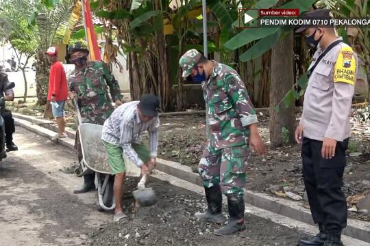 TMMD Sengkuyung III Kota Pekalongan resmi dimulai
