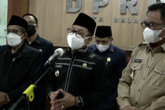 Diduga langgar PPKM, Wali Kota Malang minta maaf