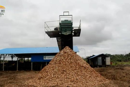 Dukung PON XX Papua dengan penggunaan energi terbarukan