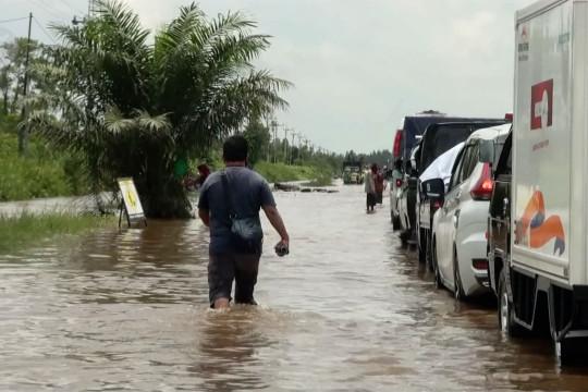 Kalteng bersiaga hadapi bencana akibat perubahan iklim ekstrem