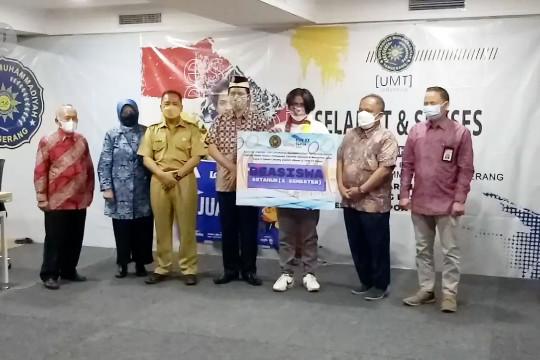 Mahasiswa UMT Tangerang juara 3 esport PON XX dapat beasiswa