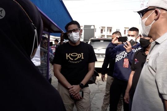 Sandiaga kunjungi gerai UMKM di Riau