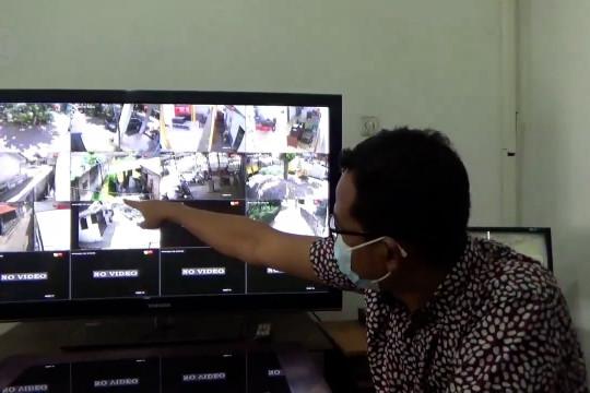 Desa Jubung yang kini dikepung 40 kamera pengawas