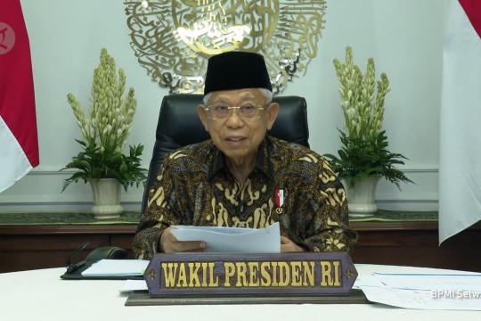 Kunci penanggulangan kemiskinan ekstrem menurut Wakil Presiden